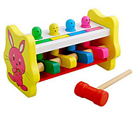 Educational Toy Rabbit Novelty Wood Boys' Girls'