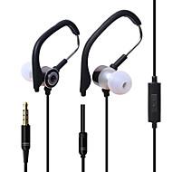 Nøytral Produkt HST-45 Øreplugg-hodetelefoner (i ørekanalen)ForMedie Avspiller/Tablett Mobiltelefon ComputerWithMed mikrofon DJ FM Radio