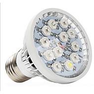 12W E14 GU10 E26/E27 LED-kweeklampen 12 Krachtige LED 290-330 lm Natuurlijk wit Rood Blauw UV (blacklight) AC 85-265 V 1 stuks