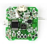 FQ777 FQ777 FQ11-2 レシーバ RCクワッドローター メタル 1個