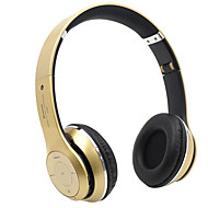 Bluetooth Headphones Stereo Bass Wireless Headsets Earphones Auriculares Fone De Ouvido Sem Fio with Mic TF Card  3.5mm Audifonos for Mobile Phones PC