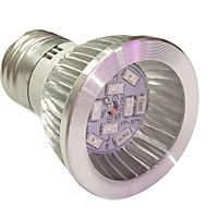 5W E14 GU10 E27 LED Grow Lights 10 SMD 5730 165-190 lm Red Blue AC85-265 V 1 pcs