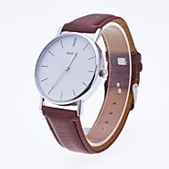 Women's Sport Watch Dress Watch Fashion Watch Wrist watch Quartz Genuine Leather Band Charm Casual Multi-Colored