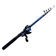 Wędka Wędka telespin FRP 270 M General Fishing Wędki + Kołowrotki-