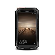For Stødsikker Støvsikker Vandafvisende Etui Heldækkende Etui Helfarve Hårdt Metal for Huawei Huawei Mate 9