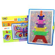 Sets zum Selbermachen Bausteine 3D - Puzzle Urlaubsrequisiten Urlaubszubehör Bildungsspielsachen Spielzeug für Weihnachten Spiele für