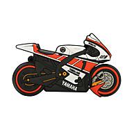 16ギガバイトオートバイゴムUSB2.0フラッシュドライブのディスク