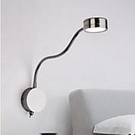 AC 110-130 AC 220-240 3 Integroitu LED Moderni Kromi Ominaisuus for LED,Ympäröivä valo Seinälampetit Wall Light