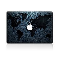 1 τμχ Προστασία από Γρατζουνιές Χάρτης Πλαστικές διάφανες Αυτοκόλλητο Μοτίβο ΓιαMacBook Pro 15'' with Retina MacBook Pro 15 '' MacBook