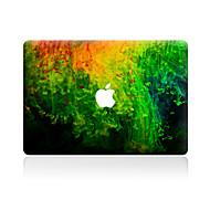 1 stuks Krasbestendig 3D Transparante kunststof Lichaamssticker Patroon VoorMacBook Pro 15'' with Retina MacBook Pro 15 '' MacBook Pro