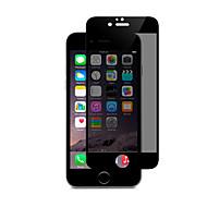 zxd 2.5D 9h celoobrazovkovém o ochraně osobních údajů proti špionážním tvrzeného skla pro Apple iPhone 7 Screen Protector ochrannou fólií