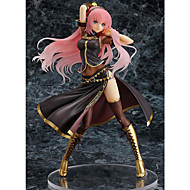 Anime Action Figures Inspired by Vocaloid Megurine Luka PVC 23 CM Model Toys Doll Toy 1pc