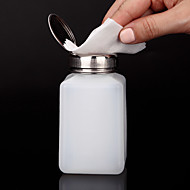 1pcs 아트 스티커 네일 프랑스어 팁 가이드 메이크업 화장품 아트 디자인 네일