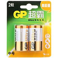 gp gp14au-2il2 c alikaline elem 1.5V 2 darab