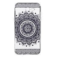 Voor Hoesje cover Transparant Patroon Achterkantje hoesje Mandala Zacht TPU voor Samsung J7 (2016) J7 J5 (2016) J5 J3 J3 (2016)