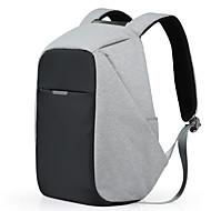 multifunktionalen Laptop backpack17 Zoll Business Rucksack lässig Reise Polyester Taschen wasserdicht