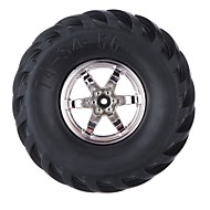 Obecné RC Tire Pneumatika RC auta / Buggy / Trucks Guma pet Plast
