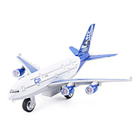 Planes & Helicopter Farm Vehicle Pull Back Vehicles Car Toys 1:12 Metal Blue Yellow Red Green Model & Building Toy