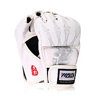 Nyrkkeilyhanskat Sparrihanskat nyrkkeilyyn varten Taekwondo Nyrkkeily Taistelulaji Sormeton Kulutuksen kestävä Iskunkestävä Erittäin