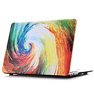 oliemaleri regnbue mønster macbook tilfældet for macbook air11 / 13 pro13 / 15 pro med retina13 / 15 macbook12