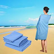 목욕 타올솔리드 고품질 100% 마이크로 섬유 수건