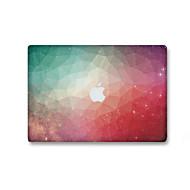 1개 스크래치 방지 3D 투명 플라스틱 바디 스티커 야광 패턴 용MacBook Pro 15'' with Retina MacBook Pro 15'' MacBook Pro 13'' with Retina MacBook Pro 13'' MacBook