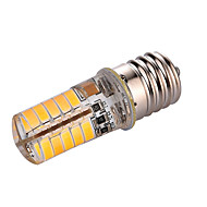 3W E17 2-pins LED-lampen T 40 SMD 5730 200-300 lm Warm wit Koel wit Decoratief AC110 AC220 V 1 stuks