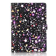 Mert Kártyatartó Case Teljes védelem Case Csillámpor Kemény Műbőr mert Apple iPad Pro 9.7 '' iPad Air 2 iPad Air