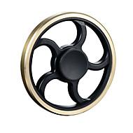 Fidget spinners Hand Spinner Speeltjes Ring Spinner Metaal EDCRelieves ADD, ADHD, Angst, Autisme voor Killing Time Focus Toy Stress en
