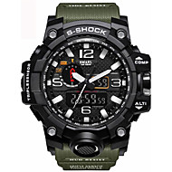 XSVO Brand Men Sport Watch for Young Man 30 Meter Waterproof For Boy Friend Big Dial Military Watches LED Digital Men Gift erkek kol relogio masculino