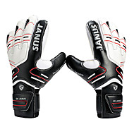 Goalkeeper Gloves Full-finger Gloves Anti-skiddingProtective Moisture Permeability Strong Grip for The Toughest Saves Finger Spines to Give Protection