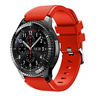 Samsung Gear S3 watch replacement silicone sports strap for Samsung s3