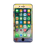 1 kpl Naarmunkestävä Piirretty Läpinäkyvä muovi Tarrakalvo Hohtaa pimeässä Kuviointi VarteniPhone 7 Plus iPhone 7 iPhone 6s Plus/6 Plus