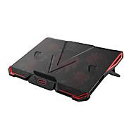 Verstelbare Standaard Macbook Tablet Laptop Staan met koelventilator Aluminium