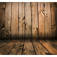 5 * 7ft große Fotografie Hintergrund Hintergrund klassischen Mode Holz Holzboden für Studio professionellen Fotografen