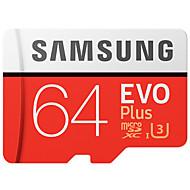Samsung 64gb microsd card tf kartica memorijska kartica uhs-i u3 klasa10 evo plus 100mb / s