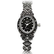 ASJ Damskie Modny Zegarek na bransoletce Japoński Kwarcowy Kwarc japoński Wodoszczelny Odporny na wstrząsy sztuczna Diament Stop Pasmo