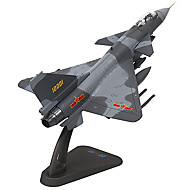 Pojazd nakręcany od tyłu Model / klocki Samolot Metal