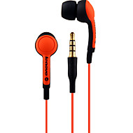 For Lenovo P165 mobiltelefon mobiltelefon datamaskin in-ear kablet plast 3.5mm med mikrofon støy-kansellering