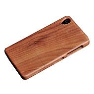 cornmi Sony Sony Xperia Z3 pähkinäpuuta Kotelokansi matkapuhelin puinen houising lisäsuojaa