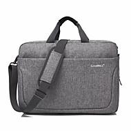 17,3 tommers forretnings laptop multifunksjonell veske skulderveske notisbag for dell / hp / lenovo / sony / acer / overflate etc