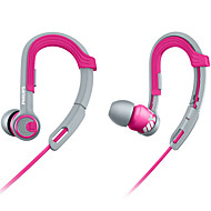 PHILIPS SHQ3300 Earphone For Mobile Phone Cellphone Computer Sports Fitness Ear Hook Wired Plastic 3.5mm Noise-Cancelling