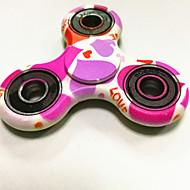 פידג'ט ספינרים ספינר יד צעצועים תלת-ספינר פלסטיק EDCפוקוס צעצוע הפגת מתחים וחרדה Office צעצועים במשרד הקלה על ADD, ADHD, חרדה, אוטיזם