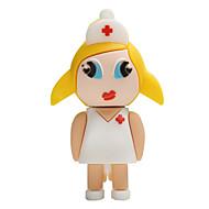 ホット新しい漫画の女性の看護師usb2.0 16ギガバイトフラッシュドライブuディスクメモリスティック