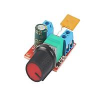 dc motor fordulatszám szabályozás vezető testület 3V-35V 5a PWM vezérlő fokozatmentes feszültségszabályozó halványabb kormányzó kapcsolási