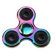 Handspinners Hand Spinner Leksaker Tri-Spinner Metall EDCför att döda tid Focus Toy Stress och ångest Relief Office Desk Leksaker Lindrar