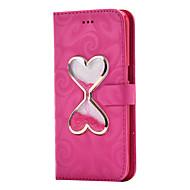 Voor Samsung Galaxy S8 S8 Plus Case Cover Kaarthouder Portemonnee Zandtrechter Flip Pu Leercase voor Samsung Galaxy S7 S7 Kant S6 S6 Kant
