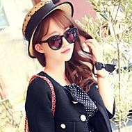 Γυναικεία Μόδα Net Νήματα Lace Straw Hat