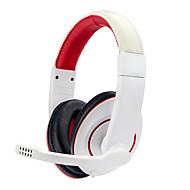 Soyto / sy722mv dubok bas slušanje slušalica stereo surround preko slušalice za uši 3.5mmusb slušalice s mikrofonom LED svjetlo za pc