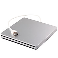Portable USB 3.0 External DVD RW Drive Burner Writer recorder For macbook Laptop Notebook